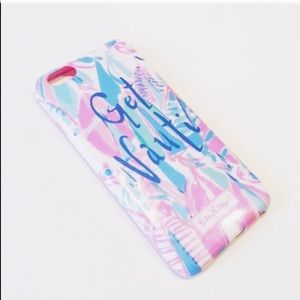 Lilly Pulitzer Out to Sea iPhone 6/6S Cover